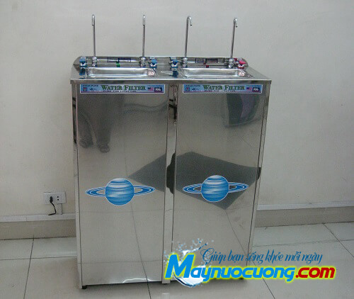 Máy nước uống nóng lạnh 4 vòi cong