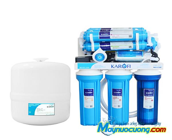 Bình áp nhựa cho máy lọc nước