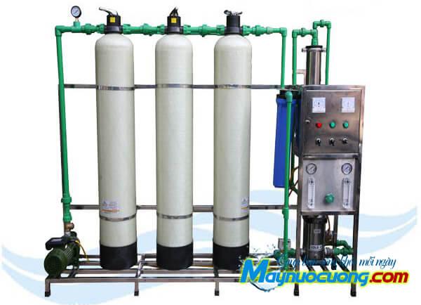 Lọc nước RO 500l/h cột lọc composite