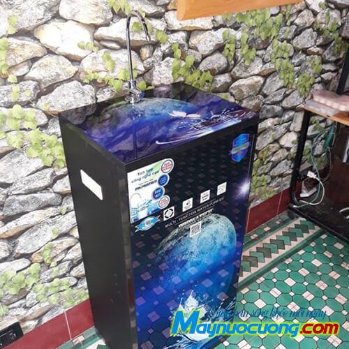 Máy lọc nước RO trái đất