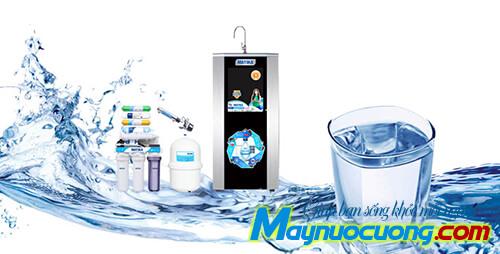 Máy lọc nước giúp nguồn nước sạch