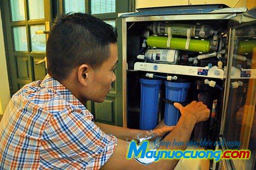 Sửa chữa máy lọc nước