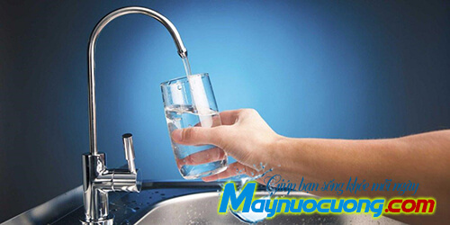 Tại sao phải dùng máy lọc nước