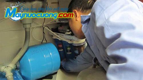Bảo trì máy lọc nước cho công ty