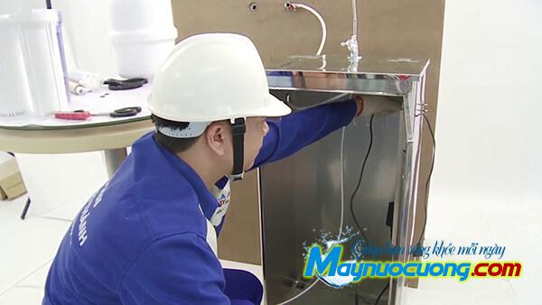 Lắp đặt máy lọc nước tại Krông Păk