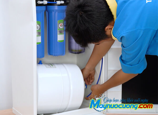 Sửa chữa máy lọc nước tại Krông Păk