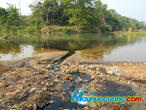 Thực trạng ô nhiễm môi trường nước