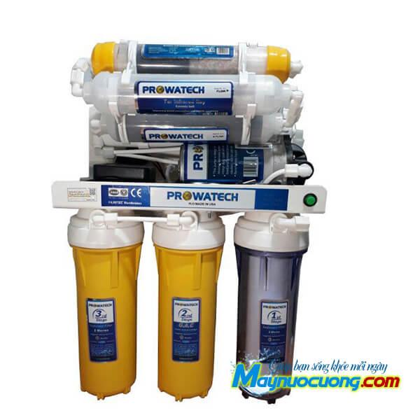 Nên mua máy lọc nước RO mấy cấp lọc