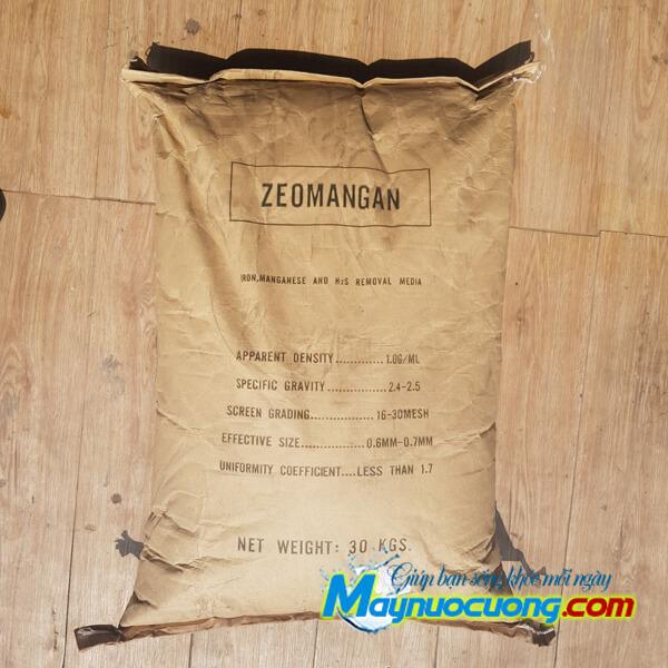 Mangan Đài Loan lọc phèn