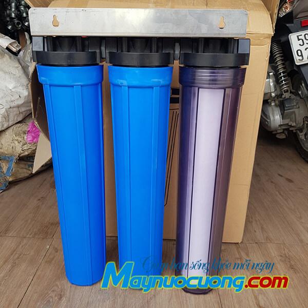 Bộ lọc nước thô 20 inch