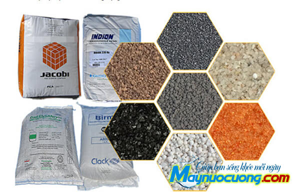 Địa chỉ cung cấp vật liệu xử lý nước tại TP.HCM