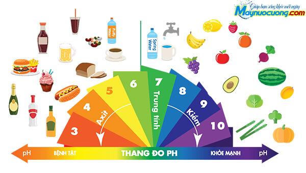 Cách đo độ pH của nước