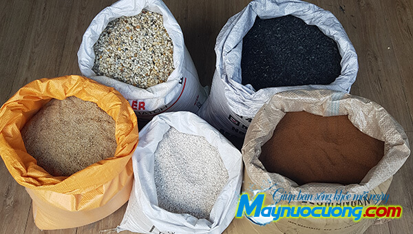 Cát mangan là gì?