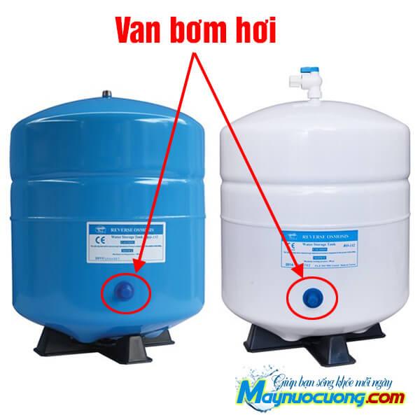 Van bơm hơi bình áp máy lọc nước