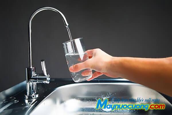 Vòi máy lọc nước bị rò rỉ nước