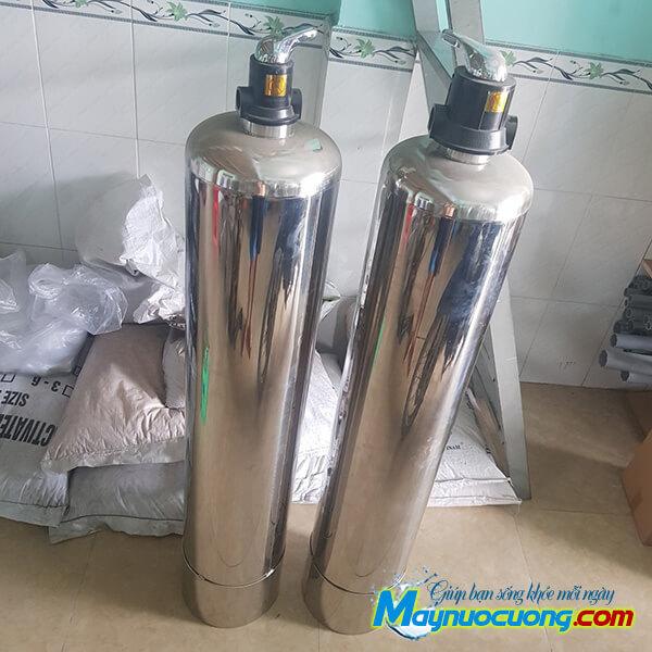 Cột lọc nước inox